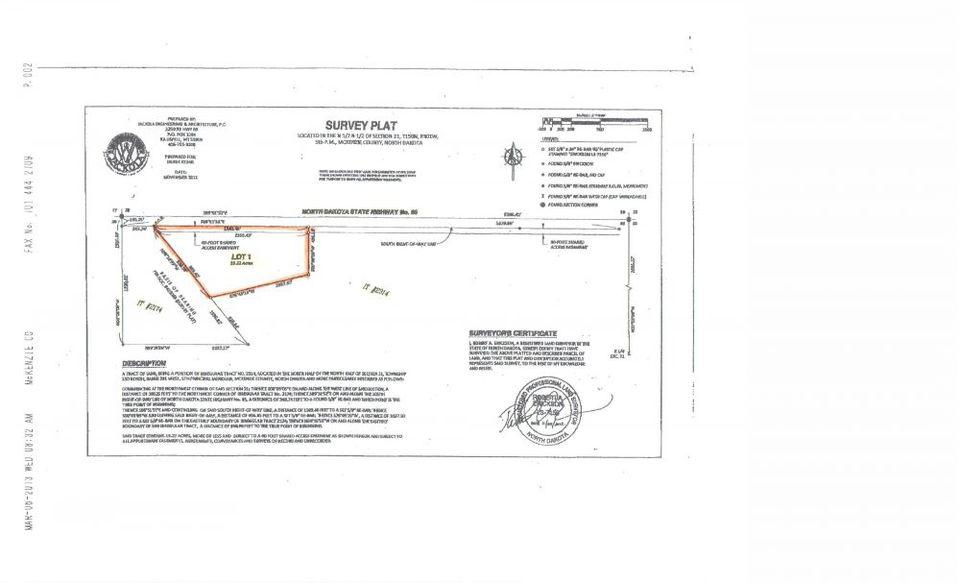 North West Montana and Bakken, North Dakota Real Estate property listing